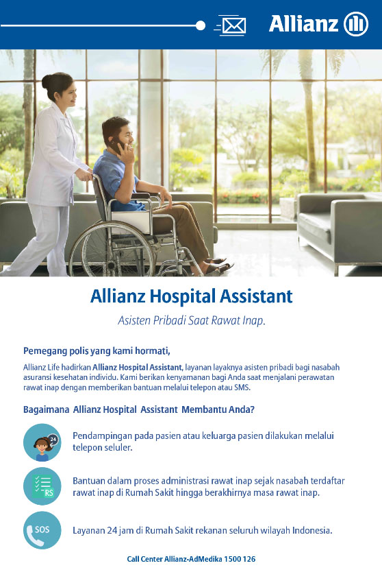 layanan allianz hospital assistant