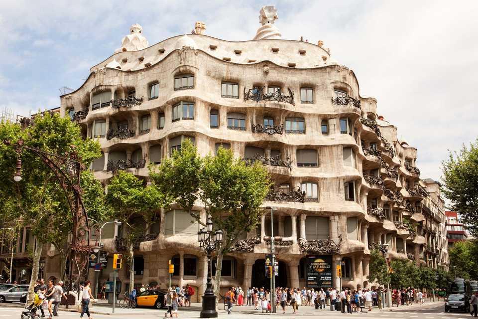 Tempat Wisata di Barcelona