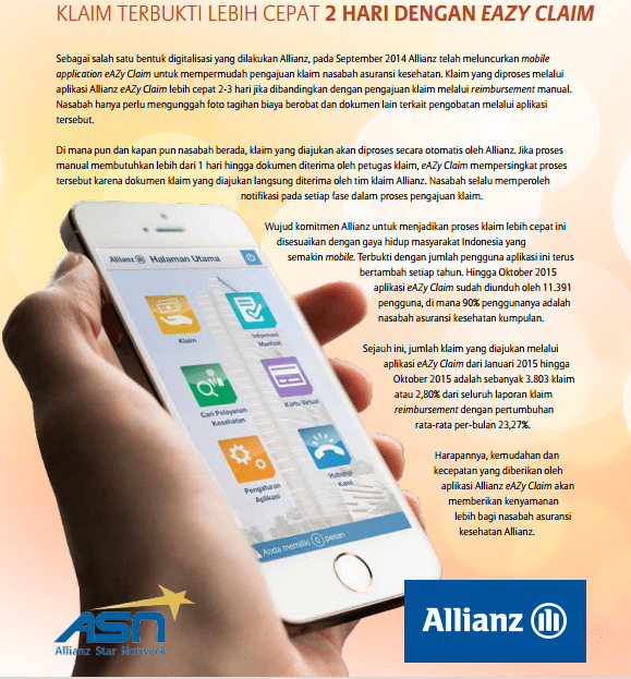 Allianz Easy Claim