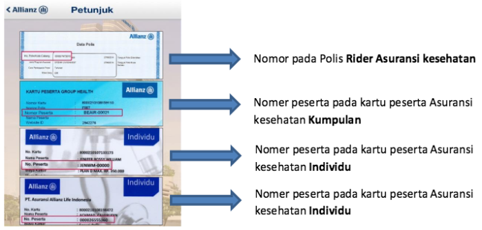 screen-shot-no peserta allianz