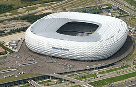 allianz arena munich jerman