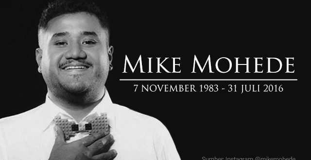 Mike-Mohede-Indonesia-Idol-Meninggal-dunia