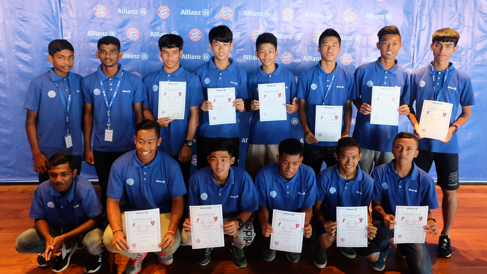 peserta-allianz-junior-football-camp-2016