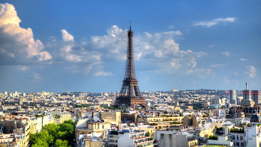 Beberapa tempat wisata di Prancis