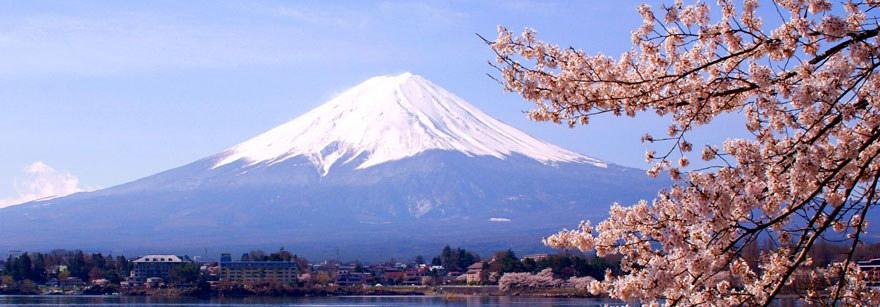 Beberapa tempat wisata di Jepang