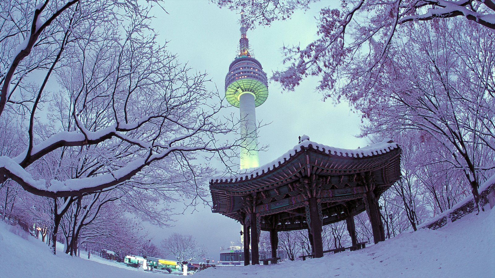 Beberapa tempat wisata di Korea