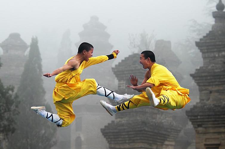 Tempat Wisata di China