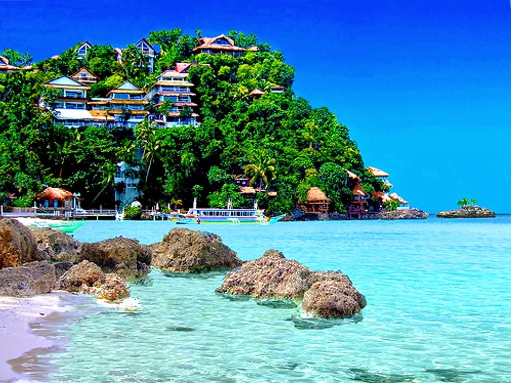 Tempat wisata di Filipina
