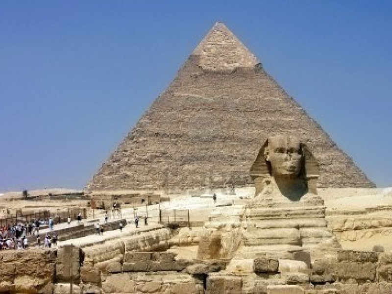 Jalan Jalan ke Mesir