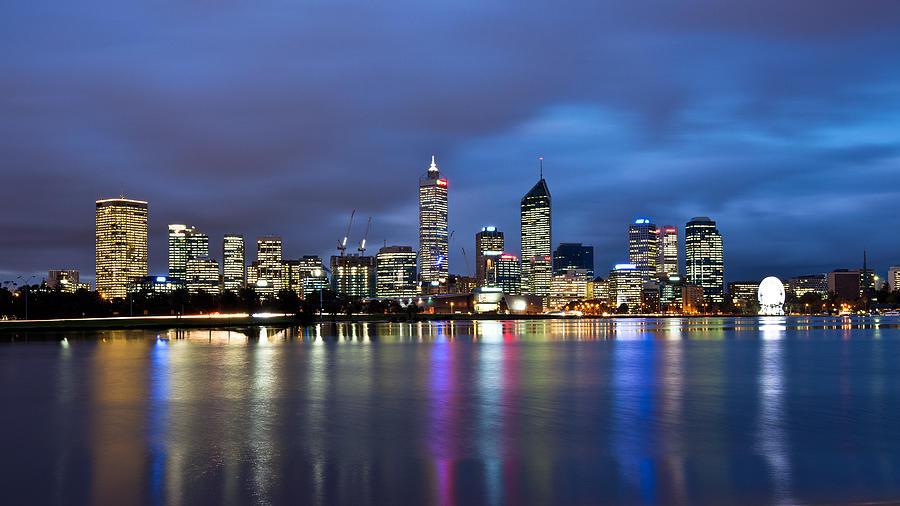 Jalan-jalan ke Perth