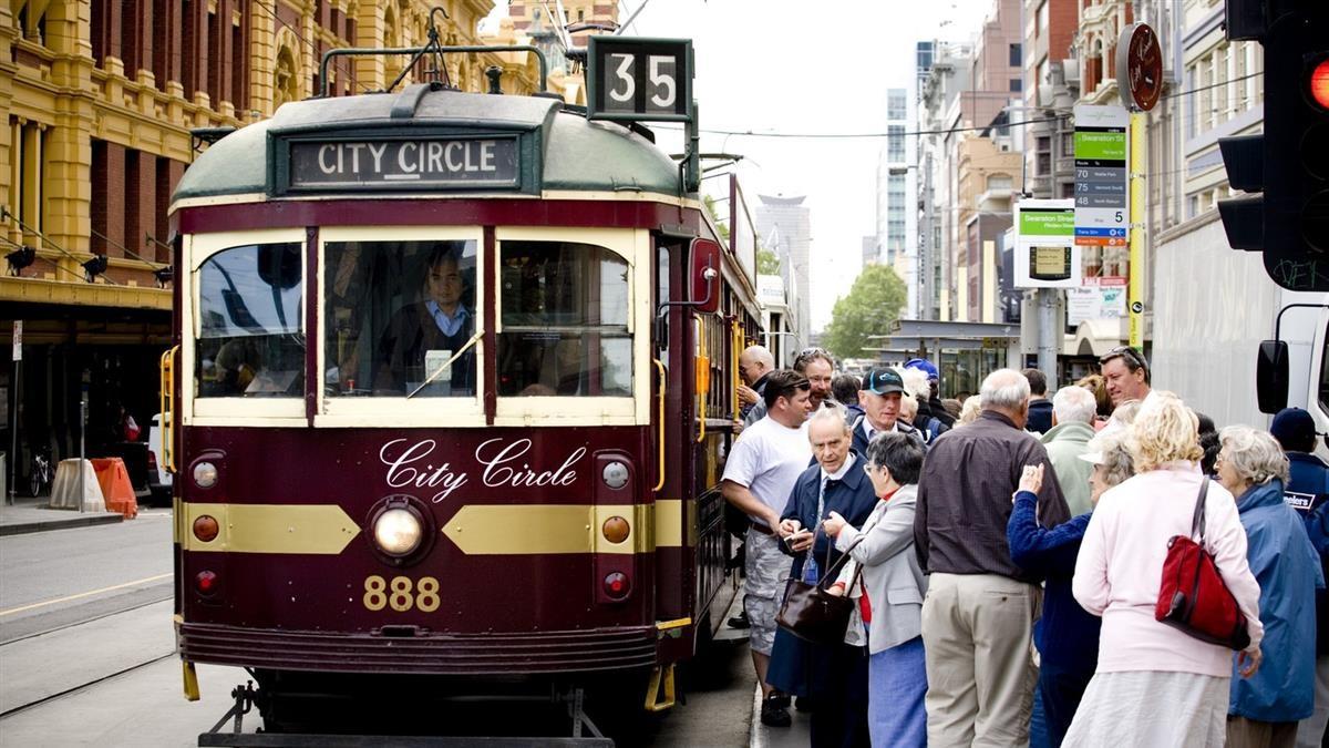 Tempat Wisata di Melbourne