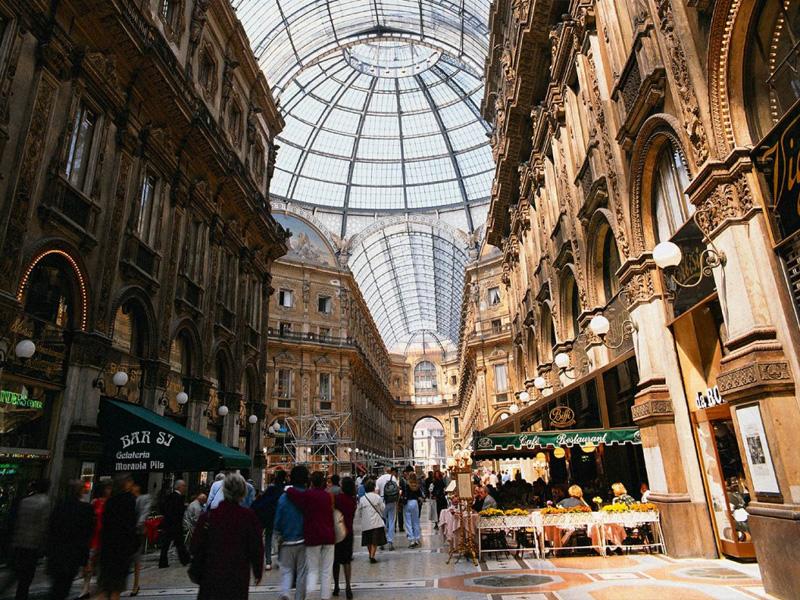 Berwisata ke Kota Milan