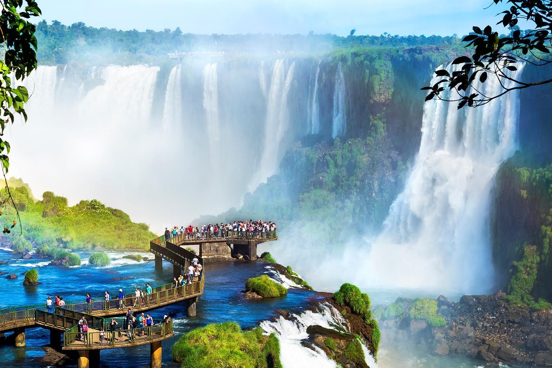 Jalan jalan ke Brazil