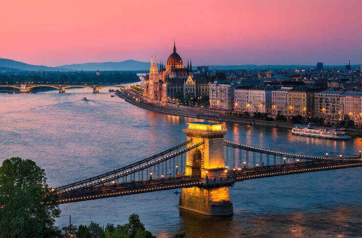 Jalan-jalan ke Budapest