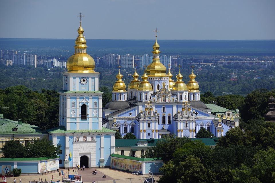 Jalan-jalan ke Kiev, Ukraina