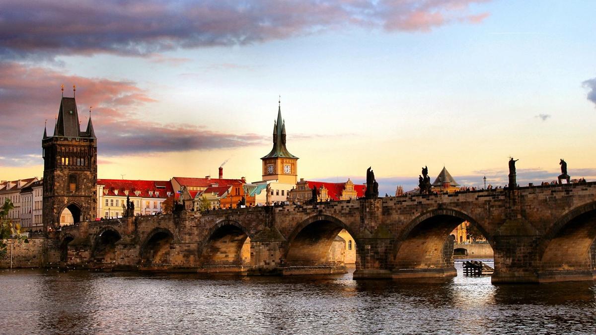 Jalan jalan ke Praha