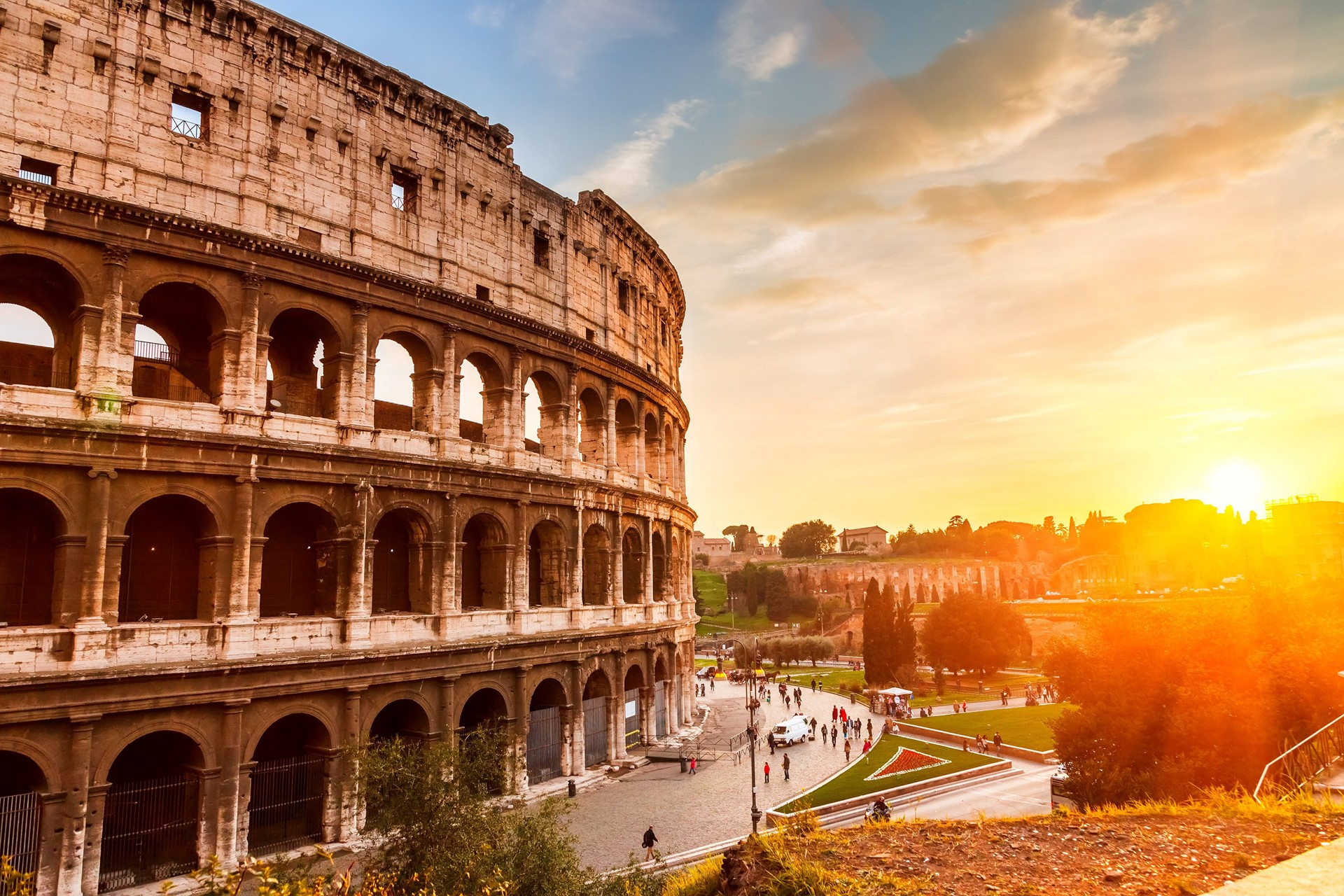 Tempat Wisata di Roma