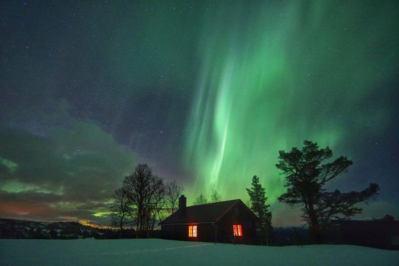 Bepergian ke Norwegia