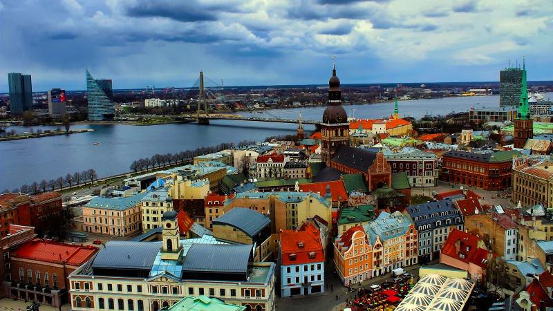 Jalan Jalan ke Latvia