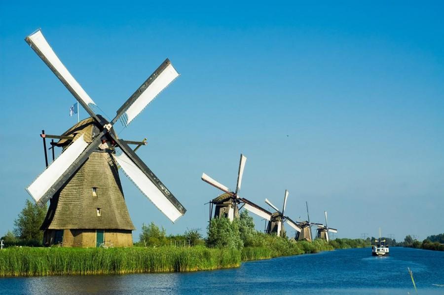 Jalan Jalan ke Negeri Kincir Angin Belanda