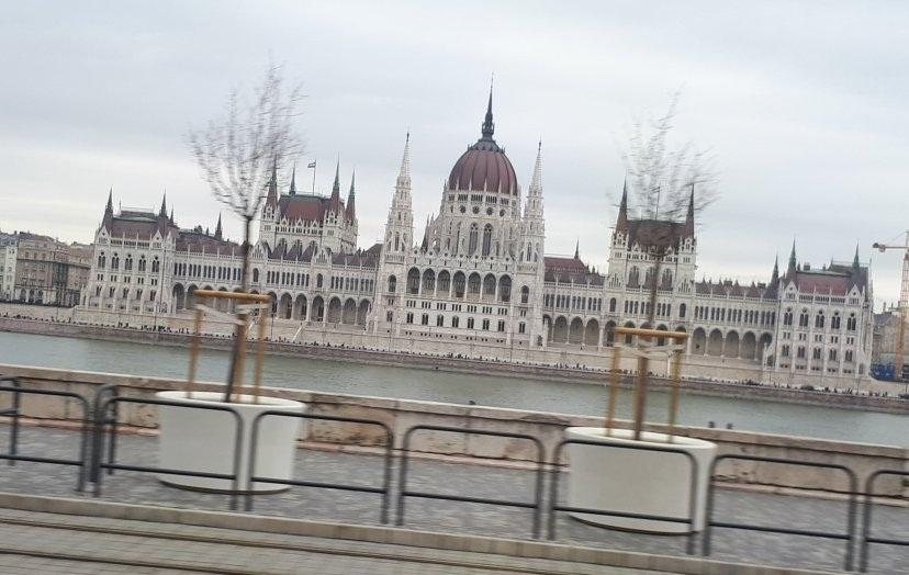 Jalan jalan ke Hongaria