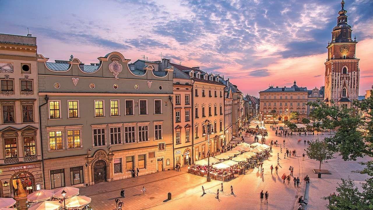 Jalan jalan ke krakow
