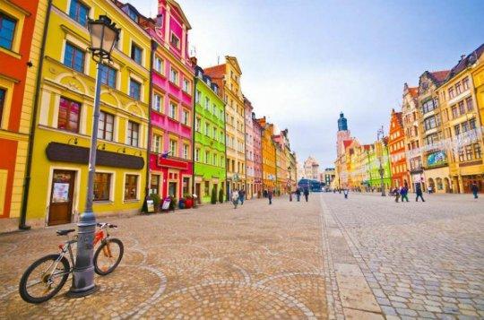 Tempat wisata di Polandia