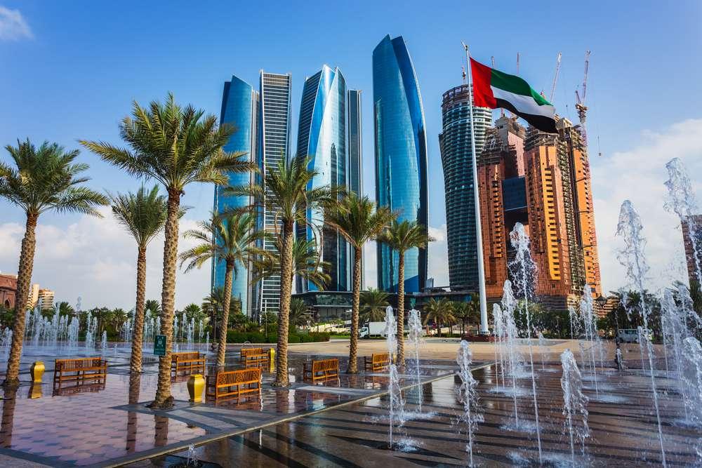Jalan-Jalan ke Abu Dhabi