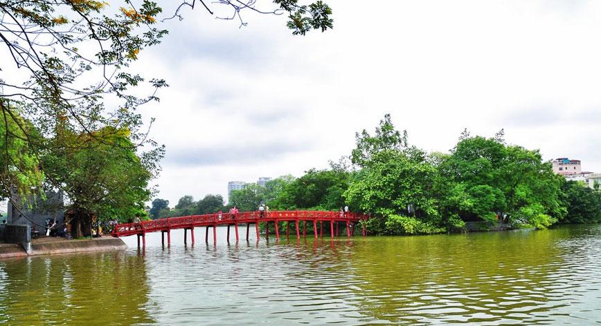 Jalan Jalan ke Hanoi