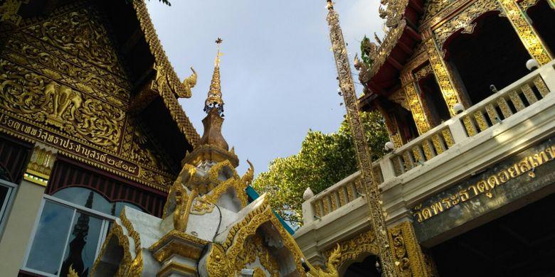 Melancong ke Chiang Mai