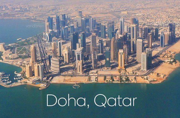 jalan jalan ke Doha