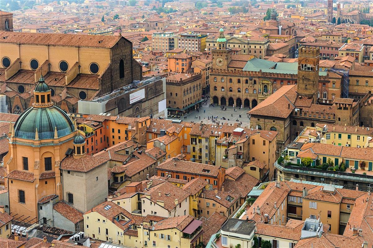 Jalan Jalan ke Bologna