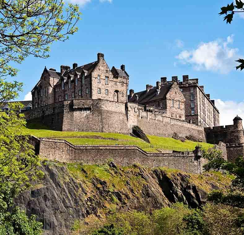 Jalan Jalan ke Edinburgh
