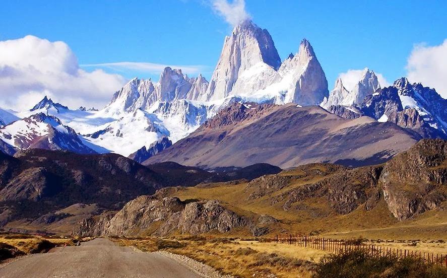 Jalan jalan ke Argentina