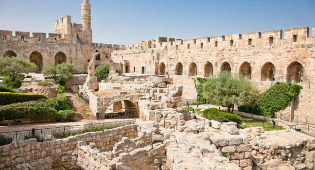 Jalan jalan ke Jerusalem