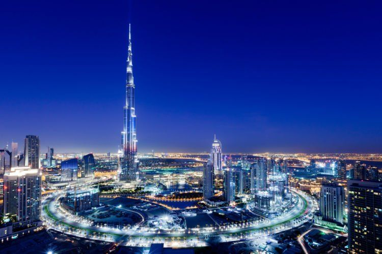 Jalan jalan ke Uni Emirat Arab
