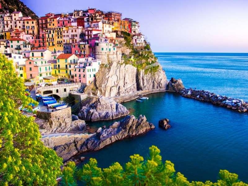 Melancong ke Cinque Terre
