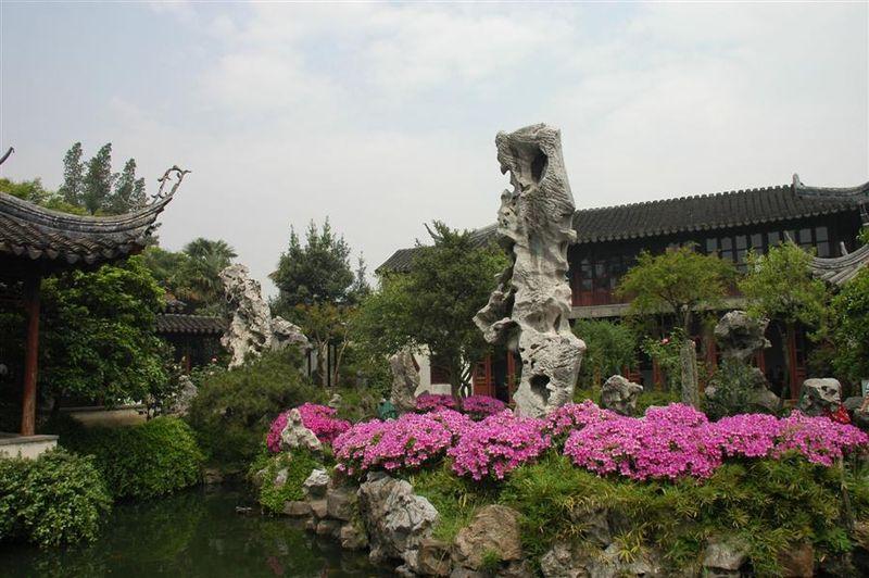 Tempat wisata di suzhou