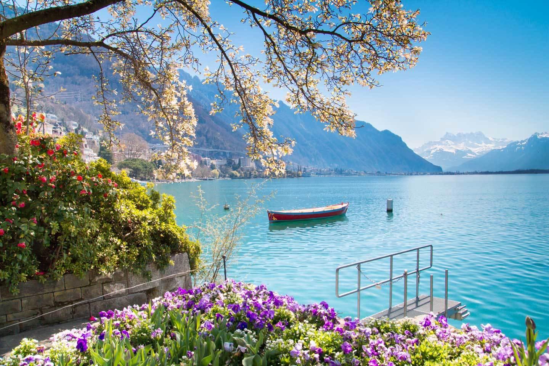 Bepergian ke Switzerland