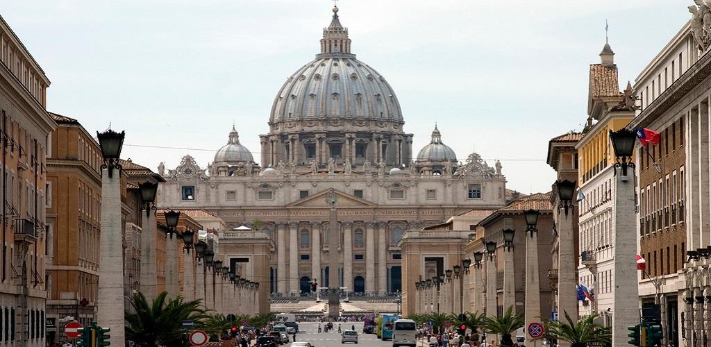 Jalan-Jalan ke Vatikan