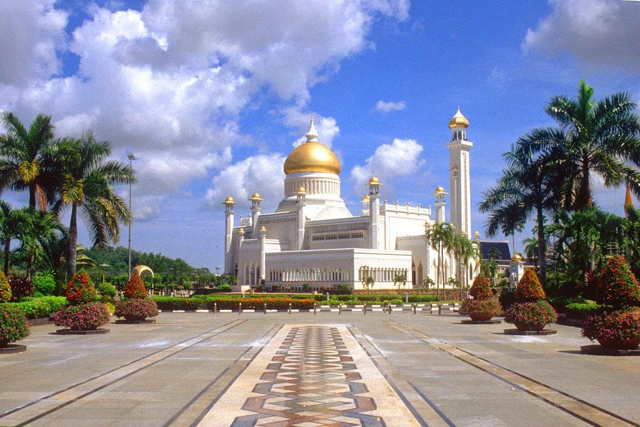 Jalan jalan ke Brunei Darussalam