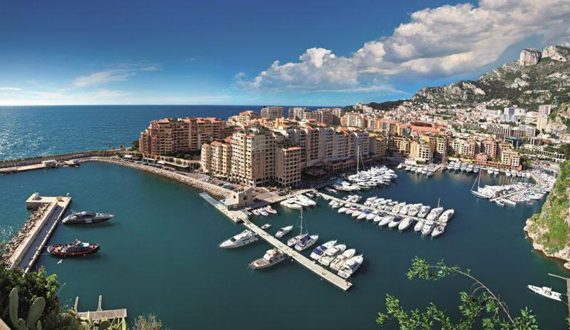 Jalan jalan ke Monako
