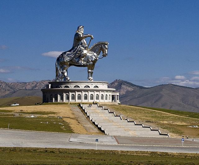 Jalan jalan ke Mongolia