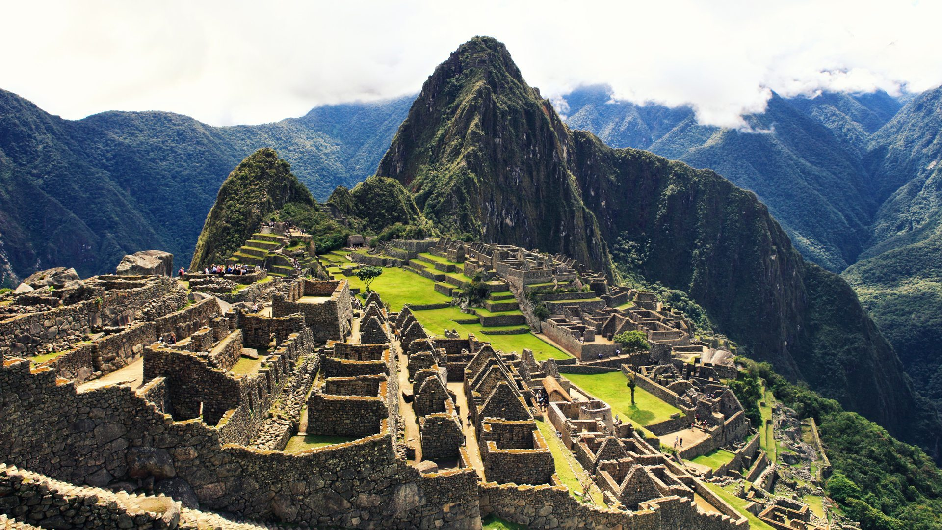 Jalan jalan ke Peru
