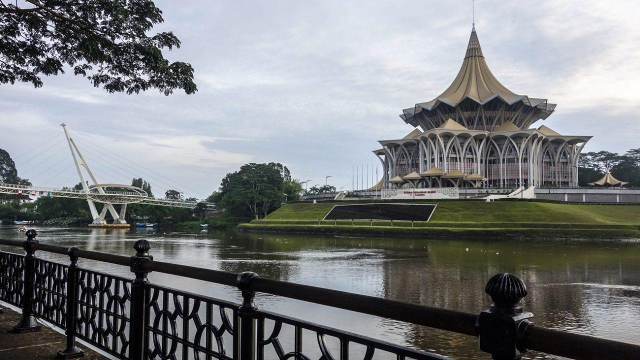 Jalan jalan ke Sarawak