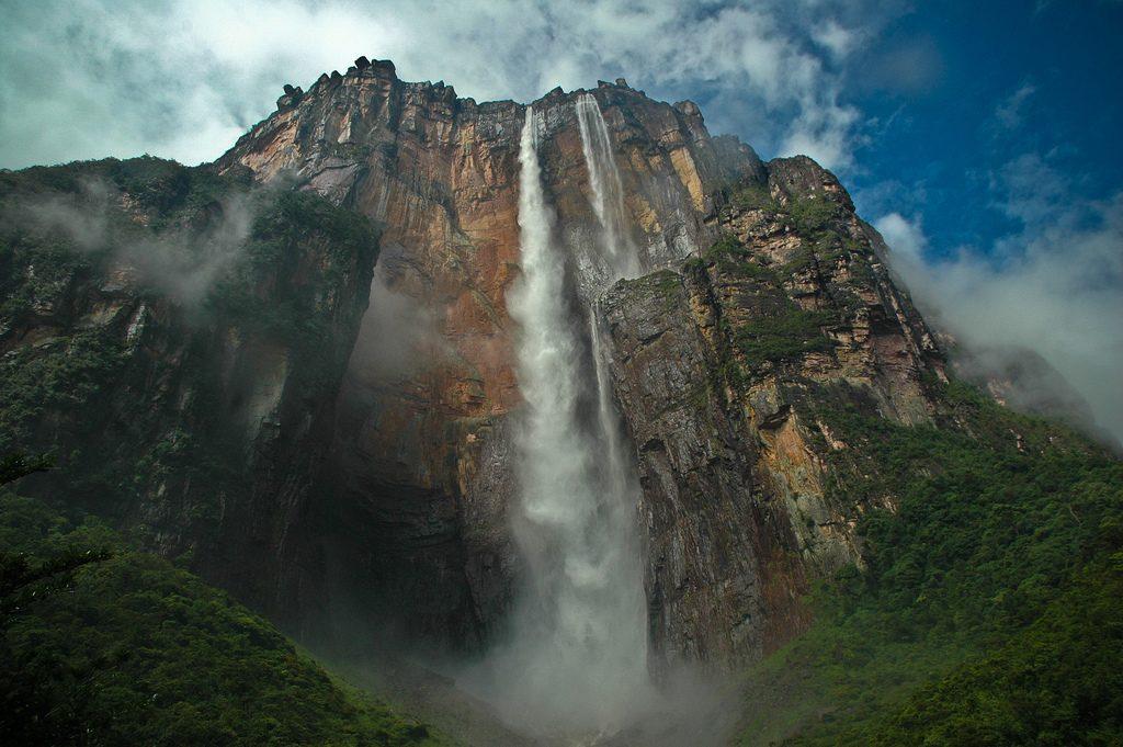 Jalan jalan ke Venezuela