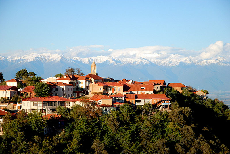 Tempat wisata di Georgia