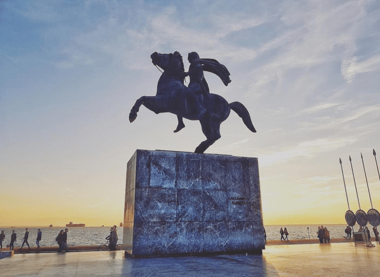 Tempat wisata di Makedonia