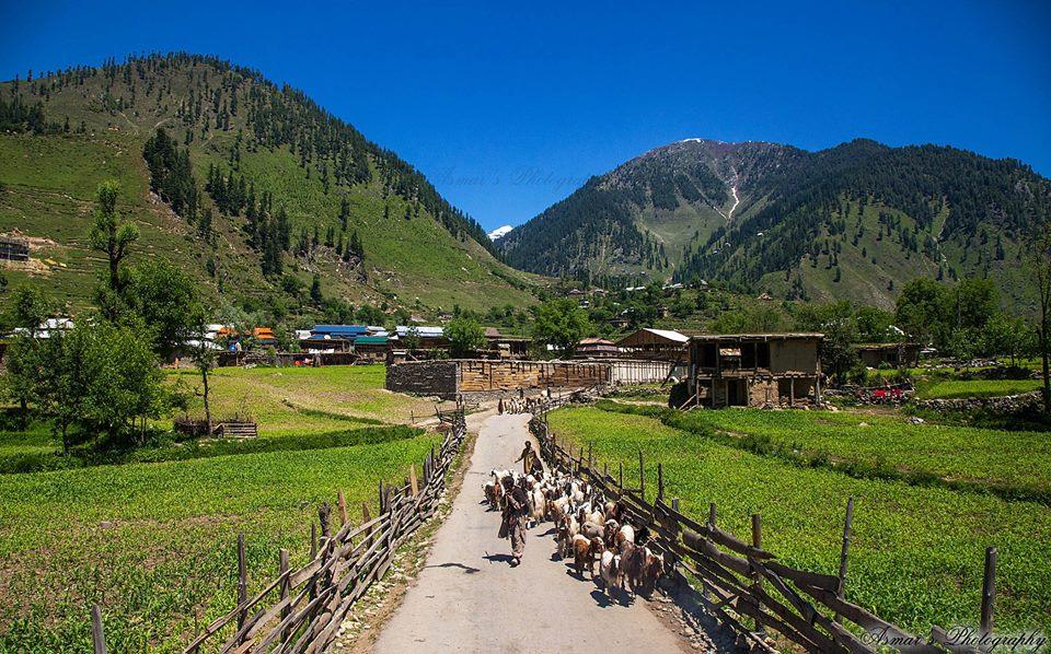Tempat wisata di Pakistan
