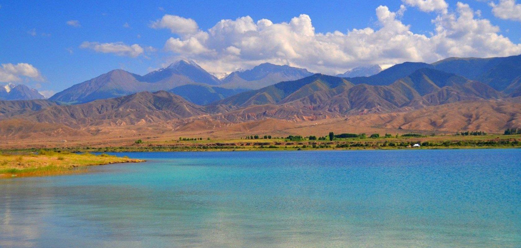 Jalan Jalan ke Kirgistan